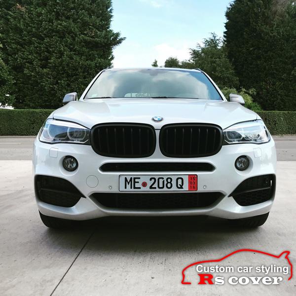 Covering clandre noir - BMW X5