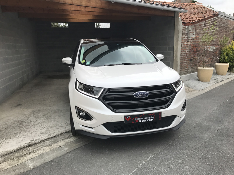 Covering noir - Ford Edge